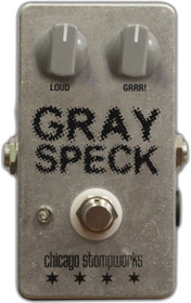 Chicago Stompworks (Podals) The Gray Speck Overdrive - Vintage DOD 250 clone