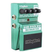 Digitech Bass Synth Wah Pedal