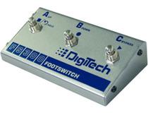 Digitech FS300 3 button footswitch for Eventide H9 and others