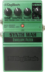 Digitech Synth Wah Pedal