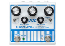 DOD Rubberneck Analog Delay Pedal w Tap Tempo