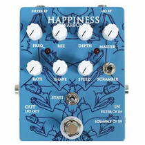 Dwarfcraft Devices Happiness Multi-mode Filter Guitar Pedal