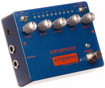 Empress Compressor Pedal