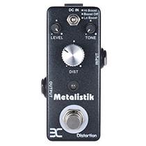 Eno Ex Micro Dm-3 Heavy Metal Metalistik Distortion Guitar Effect Pedal Boss HM-2 HM-3 clone EHX Metal Muff
