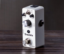 Eno Trouble Overdrive Micro Guitar Pedal Clone of OCD