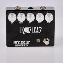 Lumpys Tone Shop Liquid Lead Distortion Pedal