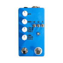 Montreal Assembly Count To Five Sampler Delay Granular Pitch Shift Pedal