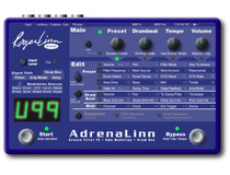 Roger Linn Design AdrenaLinn I Multi-Effects Guitar Effect Pedal