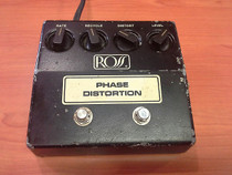 Ross Phase Distortion Vintage Pedal