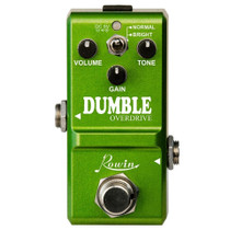Rowin Dumble LN-615 Micro Distortion Overdrive Amp Sim Pedal