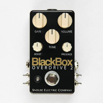 Snouse Black Box Overdrive 2 Boutique Modded Marshall Bluesbreaker clone