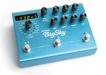 Strymon Big Sky Digital Reverb Pedal
