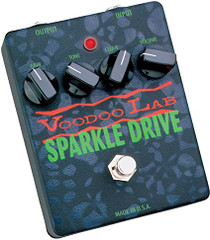 Voodoo Lab Sparkle Drive Overdrive Guitar Pedal