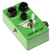 Wren and Cuff Pickle Pie Bass Fuzz pedal