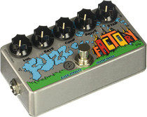 Zvex Fuzz Factory Guitar Pedal