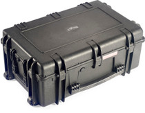 STAGG Water- and dustproof universal transport case (IP67) with pick and pluck foam 76x48x30cm