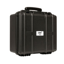 STAGG Water- and dustproof universal transport case with pick and pluck foam 46x37x18cm