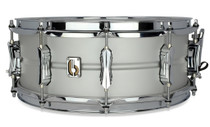 "BRITISH DRUM CO. 14 x 6.5"" Aviator snare drum, seamless aluminium shell"