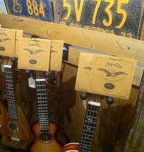 5 Sets of Aquila Italia Nylgut Ukulele Strings Concert Regular GCEA model 7U