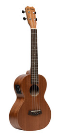 ISLANDER Electro-acoustic traditional tenor ukulele with mahogany top