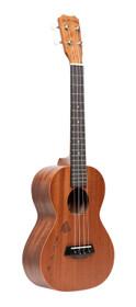 ISLANDER Traditional tenor ukulele with mahogany top and Hawaiian islands engraving
