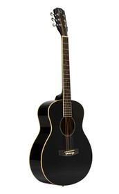 J.N GUITARS Acoustic travel guitar with solid spruce top, Bessie series