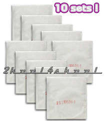 10 SETS-Classical Guitar strings Medium Nylon-Silver 28