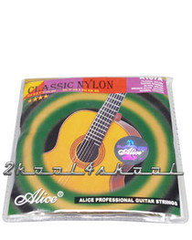 Classical guitar Strings set nylon 6-String black .029