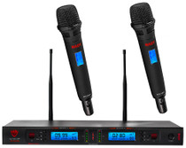 NADY Nady 2W-1KU HT Dual True Diversity 1000-Channel Professional UHF Wireless System