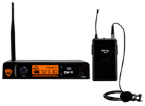 NADY Nady DW-11 Digital Wireless Lapel Microphone System
