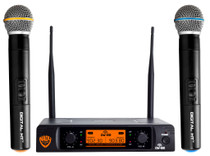NADY Nady DW-22 Dual Digital Wireless Handheld Microphone System