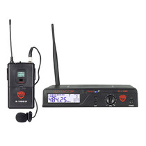 NADY Nady U-1100 LT 100-Channel UHF Wireless Lavalier Microphone System