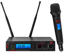 NADY Nady W-1KU HT True Diversity 1000-Channel Professional UHF Handheld Microphone Wireless System