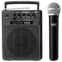 NADY Nady WA-120BT HT Wireless Portable compact P.A full-range speaker system