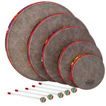 REMO 5-pc Kids hand drum set RainForest