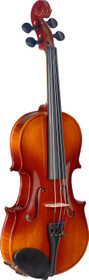 STAGG 1/2 maple violin with soft case