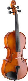 "STAGG 15"" solid maple viola with standard-shaped soft case"