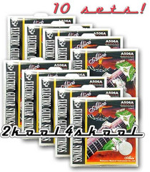 10 SETS Electric Guitar strings LIGHT 10 nickel steel