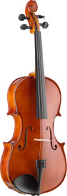 "STAGG 16"" solid maple viola with standard-shaped soft case"