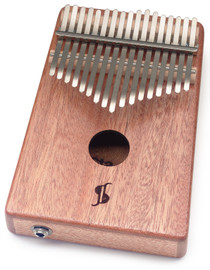 STAGG 17 notes professional electro-acoustic kalimba
