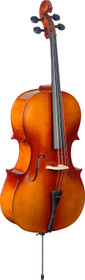 STAGG 3/4 laminated maple cello with bag