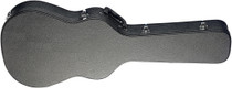 STAGG Basic series hardshell case for thin body 4/4 acoustic-electric classical guitar