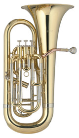 STAGG Bb Euphonium, 3+1 piston valves
