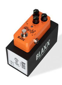 STAGG BLAXX Reverb pedal for electric guitar, with 4 different modes