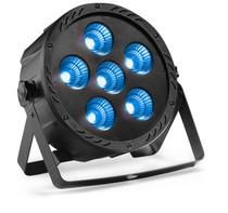 STAGG ECOPAR 630 spotlight with 6 x 30-watt RGBW (4 in 1) LED