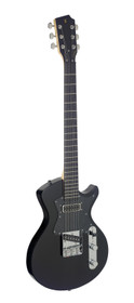 STAGG Electric guitar, Silveray series, Custom model, with solid alder body
