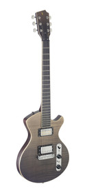 STAGG Electric guitar, Silveray series, Special Deluxe model, with solid mahogany body