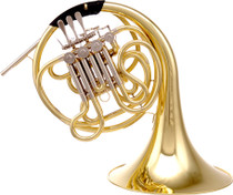 STAGG F/Bb Double French Horn, in soft case