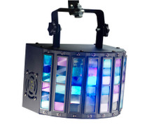 STAGG LightTheme™ compatible Derby effect with 6 x 2-watt LED