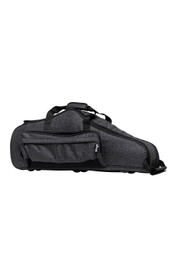 STAGG Soft bag for tenor saxophone, grey